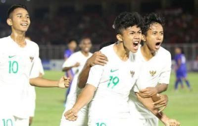 Kualifikasi Piala Asia U-16, Panggung Penyerang Muda Indonesia