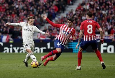 Derbi Madrid: Kawan, Tetangga, Rival