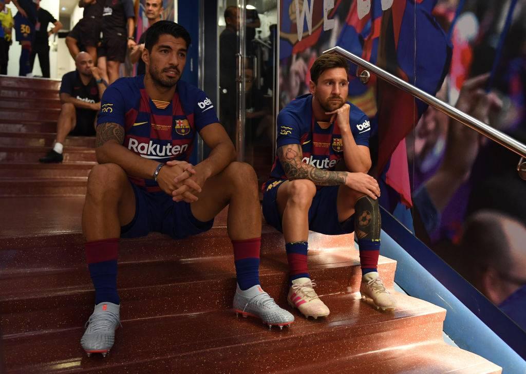 Prestasi Jeblok, Messi Berniat Meninggalkan Barcelona