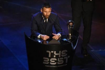 Ini Kata Messi Usai Sabet Penghargaan FIFA The Best 2019