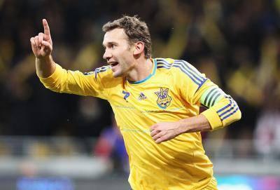 Ingatan Pendek tentang Andriy Shevchenko