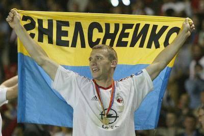 Kisah Tiga Penalti Andriy Shevchenko
