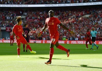 Masih Ingat Gol Pertama Sadio Mane di Liverpool?
