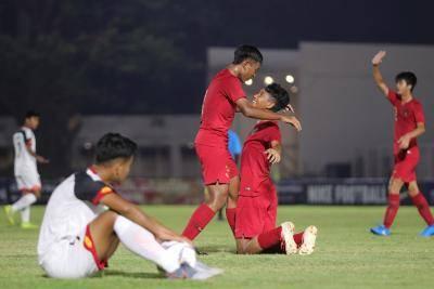 Indonesia Wakil Tunggal Asia Tenggara di Piala Asia U-16 2020