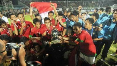 10 September 2013: Langkah Awal Timnas U-19 Genggam Trofi Juara