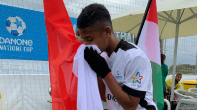 Tim Indonesia Lolos Ke Semi-Final Global AQUA DNC Barcelona 2019