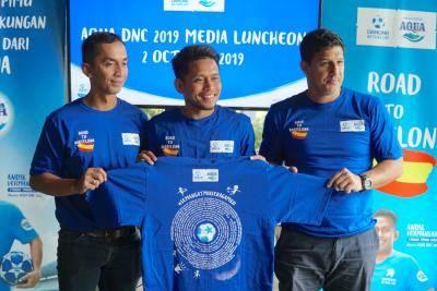 Indonesia Siap Bertarung di Global AQUA DNC 2019 Barcelona