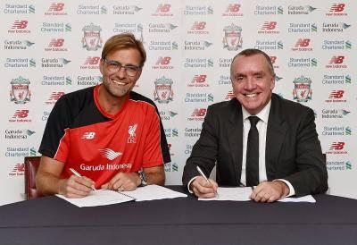 8 Oktober 2015: Jurgen Klopp Teken Kontrak dengan Liverpool