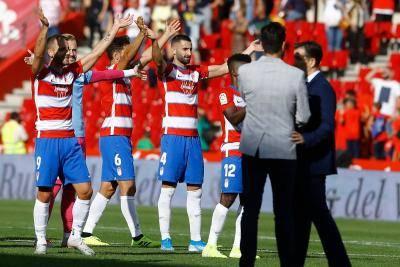 Ada Captain Tsubasa dalam Perayaan Kemenangan Granada