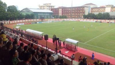 """Stadion PTIK, Stadion Paling """"Aman"""""""