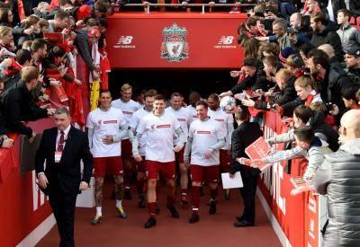 Liverpool FC Legends Pun Sama Ganasnya