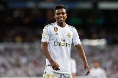 Rodrygo, Sang Bocah Ajaib Pencetak Sejarah di Liga Champions