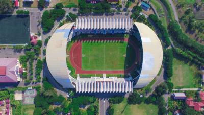 Secercah Harapan untuk Stadion Harapan Bangsa