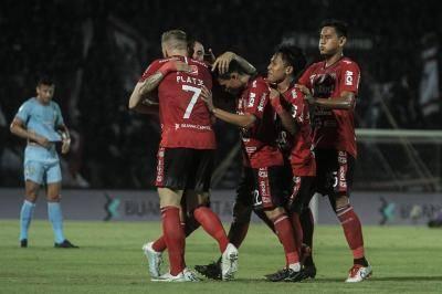 Deretan Rekor Bali United di Liga 1 2019
