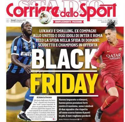 AS Roma dan AC Milan Berduet Blokir Corriere dello Sport