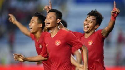 Tiga Edisi Beruntun, Evan Dimas Selalu Cetak Gol di SEA Games