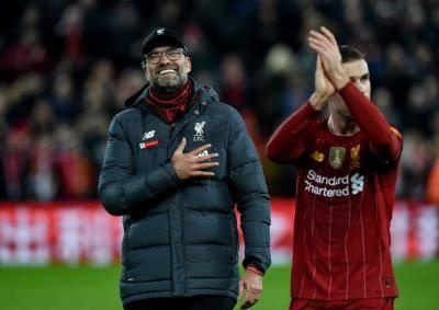 Resolusi Kopites Tahun 2020: Melihat Liverpool Juara EPL