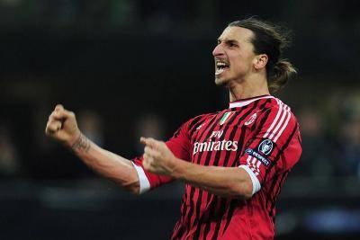 AC Milan Menyambut Zlatan, Tepat di Akhir Zaman