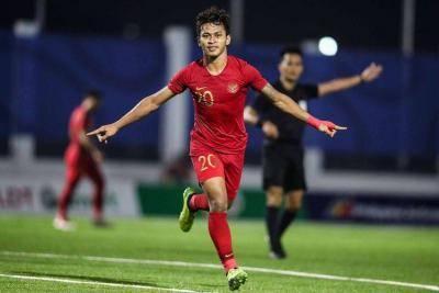 Osvaldo Haay Berpeluang Pecahkan Rekor Top Skor SEA Games