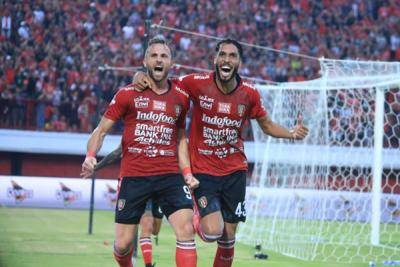 Serba Kedua di Gelar Juara Bali United