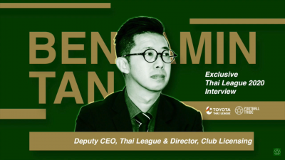 Tribe Talk Edisi Benjamin Tan: Memopulerkan Thai League