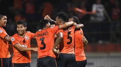 Berproses untuk Juara, Seperti Chiangrai United