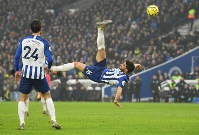 Gol Salto yang Tepat, di Waktu yang Salah