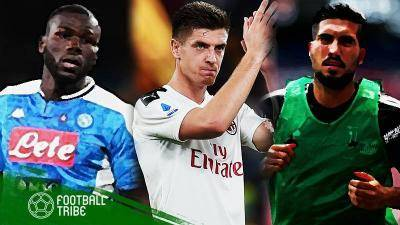 Eksodus Pemain Serie A ke Inggris di Awal 2020