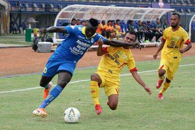 Ezechiel N'Douassel Datang, Bagaimana Komposisi Lini Depan Bhayangkara FC?