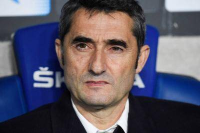 Noda-noda Ernesto Valverde Selama di Barcelona