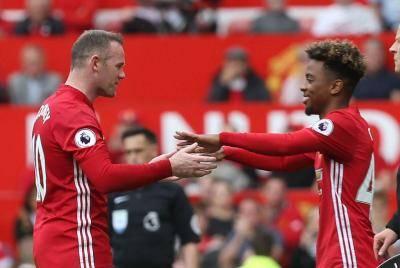 Gol Panenka Tercipta di Penampilan ke-500 Rooney