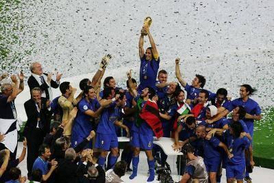 Apa Kabar Skuat Italia di Piala Dunia 2006?