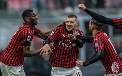 AC Milan Bangkit Bermodal Pemain Cadangan