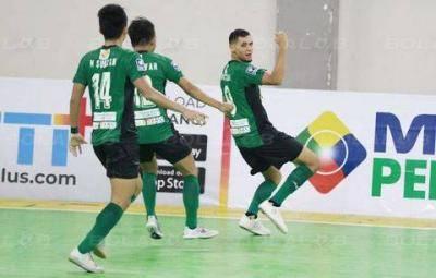 Rangkuman Pro Futsal League Grup B Seri Tiga