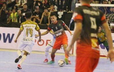 Pro Futsal League Grup B Masuki Seri Tiga