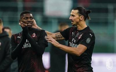 Debut Ibrahimovic: Bagus, tapi Tetap Butuh Dukungan
