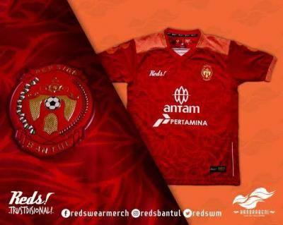 Reds, Apparel Indonesia yang Pernah Dilirik Kolektor Jersey Dunia