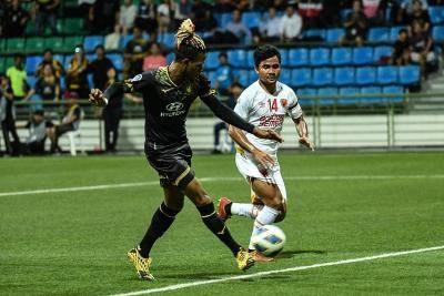 Piala AFC 2020: Juku Eja Gagal Ulangi Jejak Bali United