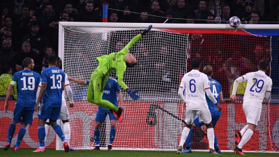 Lyon vs Juventus Bertabur Kejutan