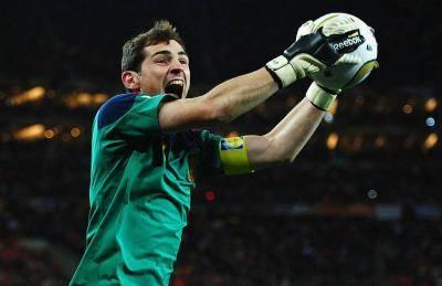 Iker Casillas: Sebuah Nama, Sebuah Cerita