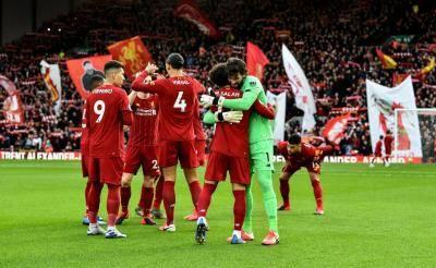 Membagi Skuat Liverpool 2019/2020 ke Tiga Zona Waktu