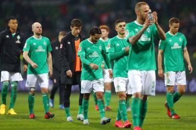 Ancaman Degradasi Masih Mengintai Werder Bremen