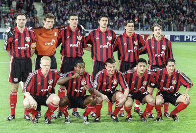 Ketika Leverkusen Menjadi Neverkusen