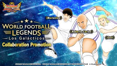 Tahukah Kamu? Ada 'Pemain Asli' di Gim Captain Tsubasa Dream Team!