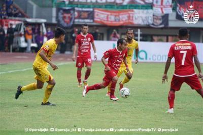 Duel Bintang Persija dan Bhayangkara FC di Bursa Transfer