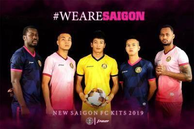 Siluman Bernama Saigon FC