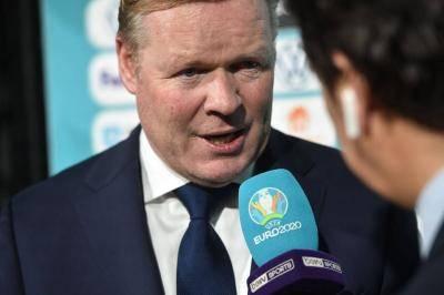 Didekati Barcelona, Ronald Koeman Pilih Bertahan di Timnas Belanda