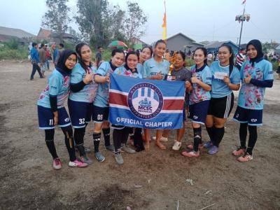 Semangat Biru dari Borneo