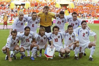 Mengingat Lagi Laju Kencang Ceko di Piala Eropa 2004