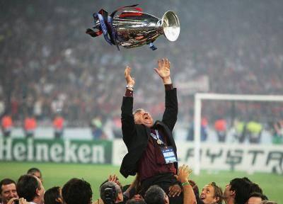 Sisi Lain Athena 2007 dan Si Kuping Besar ke-7 AC Milan